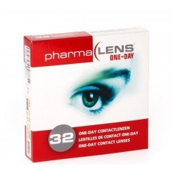 Pharmalens lentilles de contact souple 32 -1.25
