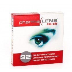 Pharmalens lentilles de contact souple 32 -3.25