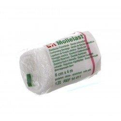 Mollelast bande fixat non adhesive 6cmx4m *14411