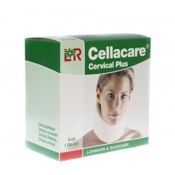 Cellacare cervical plus (collier cervical anatomique) avec renforcement 8cm *22496