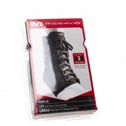 Lightweight chevillère ultra-légère à lacets ankle black large