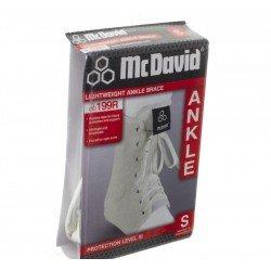 Lightweight chevillère ultra-légère à lacets ankle white small