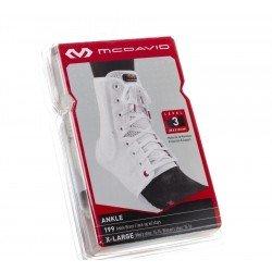 Lightweight chevillère ultra-légère à lacets ankle white extra large