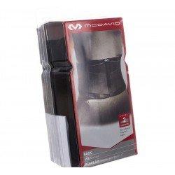 Lightweight back support - ceinture de soutien lombaire ultra-légère  black regular 495r