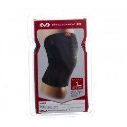 Knee brace elastic - genouillère double élastique noir small 510r