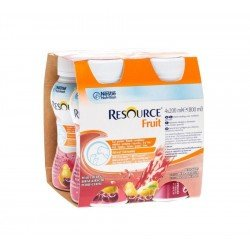 Resource fruit poire-cerise 4x200ml 104025