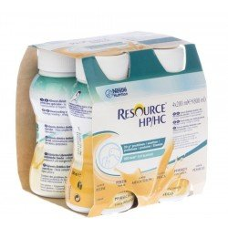 Resource hp hc peche bouteille 4x200ml