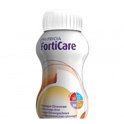 Nutricia Forticare citron orange 6x125ml