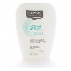 Bodysol: crème lavante mains normal protect 250ml