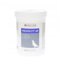 Hemolyt 40 poudre 2x250g