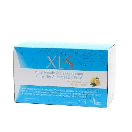 Xls Cure The Amincissant froid 20 sachets