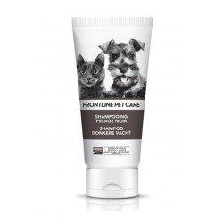 Frontline pet care sh pelage noir 200ml