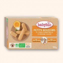 Babybio biscuits bebe +8mois 120g