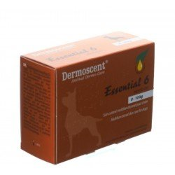 Essential 6 spot-on chien & chat 4 .6ml 1-10kg
