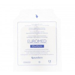 Euromed pansement ile 10cm 10cm