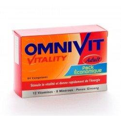 Omnivit vitality 84 comprimés