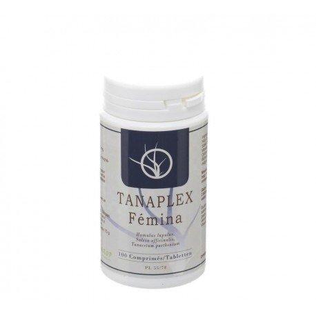 Tanaplex femina comprimés 100