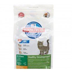 Science plan feline (1) growth/chicken 2kg sec