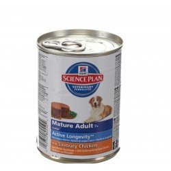 Science plan canine mature adult chicken 370g 8055zz