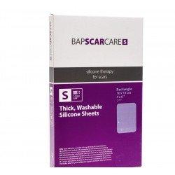 Bap-medical Bap scar care s pansement siliconé auto-adhésif 10x15cm 2 pièces