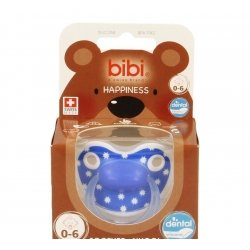 Bibi sucette hp lovely dots 0-6m