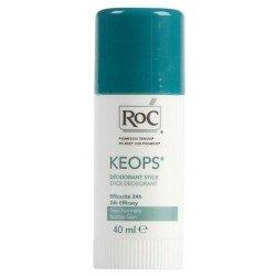 Roc Keops stick deodorant sans alcool 40ml