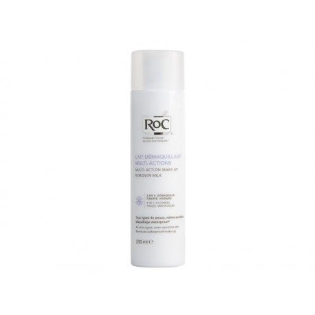 Roc Lait démaquillant multi-actions 200ml