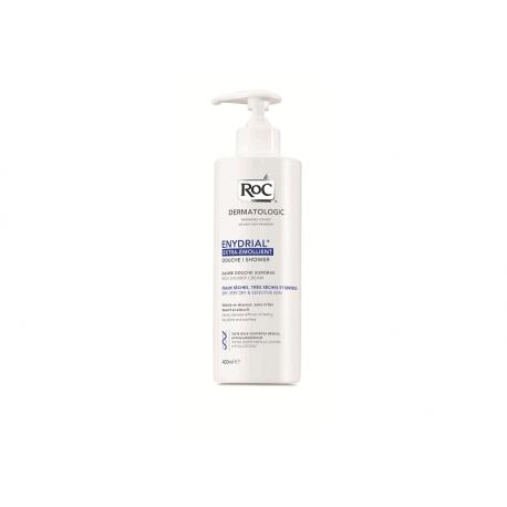 Roc enydrial gel nettoyant anti-déssechant 400ml