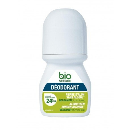 Bio secure deodorant pierre alun-bergamote 50ml