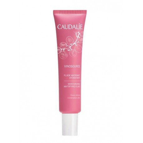 Caudalie Vinosource fluide matifiant 40ml