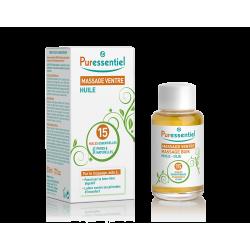 Puressentiel Maux de ventre massage aux 15 huiles essentielles 50ml
