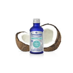 Puressentiel Duo-oil bio argan coco capillaire 50ml