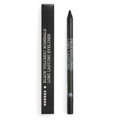 Korres km pencil long-wear mineral black