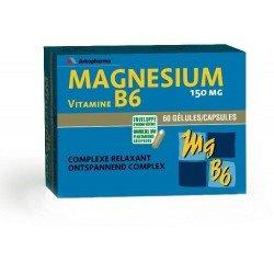 Arkopharma Magnesium B6 gélules 2x30