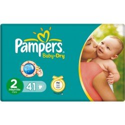 Pampers new baby mini 3- 6kg 41