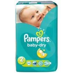 Pampers new baby 2- 5kg 44