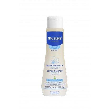Mustela Bébé Shampooing doux Flacon 200ml
