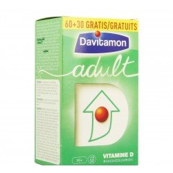 Davitamon adult v1 comp 60+30 gratuit