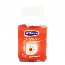 Davitamon junior gummies fraise 60