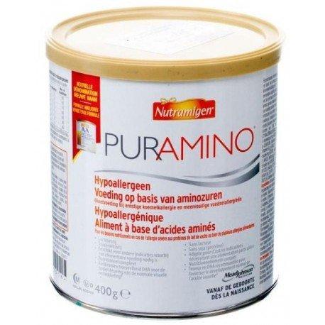 Nutramigen puramino pdr 400g(avant Nutramigen aa 400g)