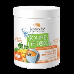 Biocyte soupe detox immunite pdr 14x8g