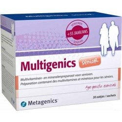 Multigenics Senior 30 sachets