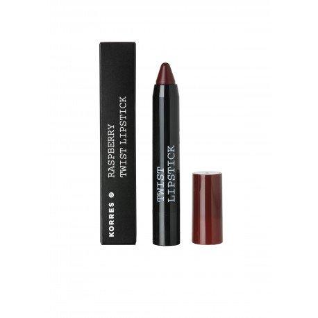 Korres km raspberry twist lipstick seductive