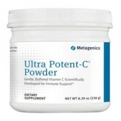 Metagenics Ultra Potent c Powder pot 227g 4743