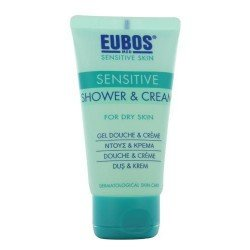 Eubos sensitive shower & cream (gel douche & crème) 75ml