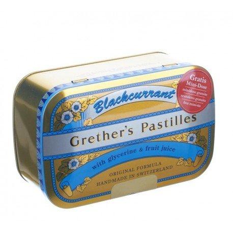 Grether's pastilles 440g nut/416/38