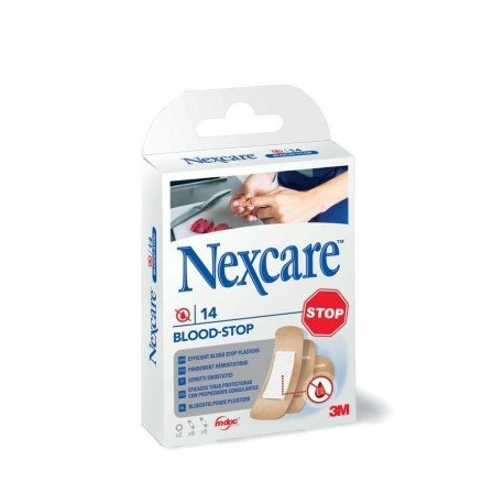 Nexcare bloodstop strip assortiment 14 strips
