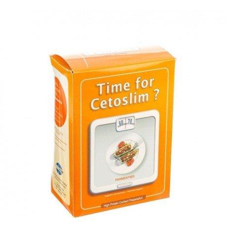 Cetoslim (produits hyperprotéinés) hachi parmentier 5x39g