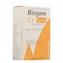 Biogam Cr Forte ampoules 30 x 2ml