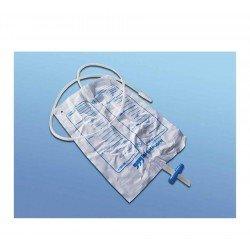 Axamed p/urine+valve a/relux tube 90cm 10 0380-10